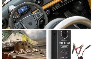 Auto Repeller Ratten und Mäuse