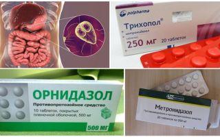 Die besten Medikamente zur Behandlung von Giardia bei Erwachsenen