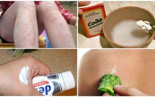 So entfernen Sie rote Flecken von Mückenstichen