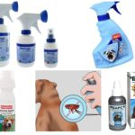 Flohsprays für Hunde