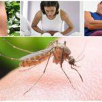 Folgen des Malaria-Mückenstichs