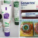 Mittel zur Behandlung von Mückenstichen